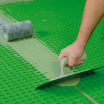 Decoupling & Uncoupling Layers | Green Garden Paving