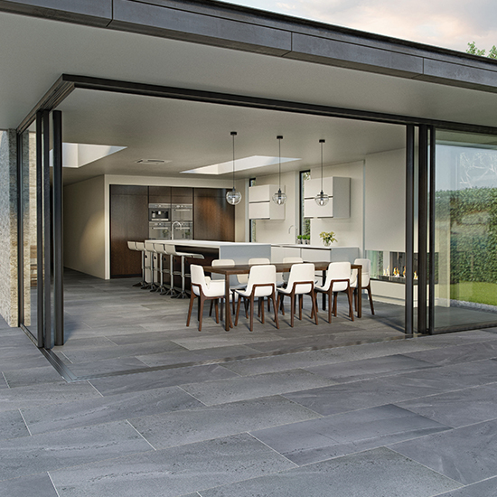 Valverdi Portico Indoor-Out Porcelain Paving