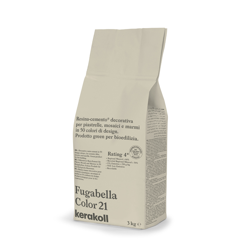 Kerakoll Fugabella Color 3Kg Grout colour 21