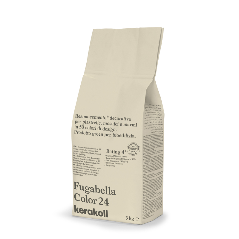 Kerakoll Fugabella Color 3Kg Grout colour 24