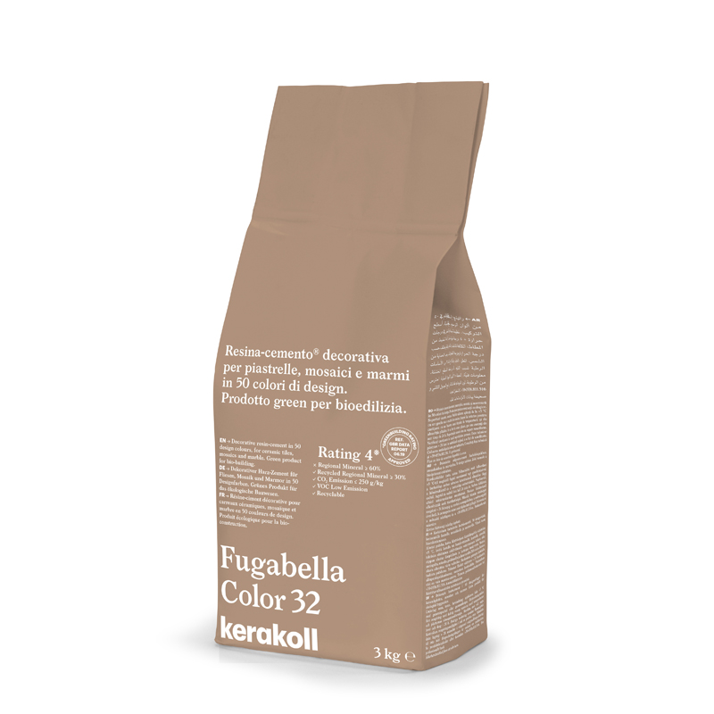 Kerakoll Fugabella Color 3Kg Grout colour 32