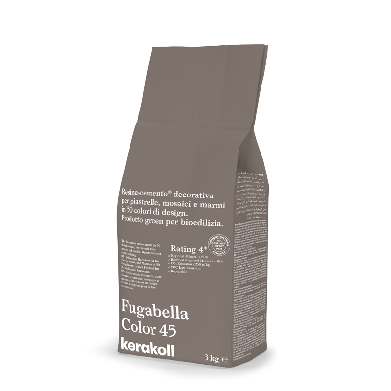 Kerakoll Fugabella Color 3Kg Grout colour 45