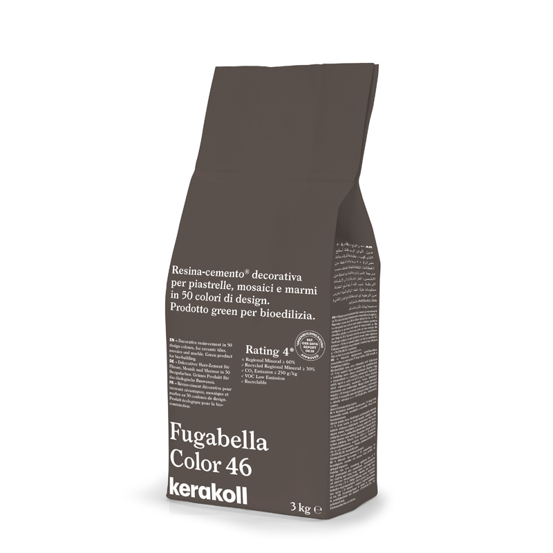 Kerakoll Fugabella Color 3Kg Grout colour 46