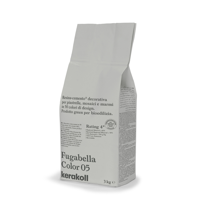 Kerakoll Fugabella Color 3Kg Grout colour 5