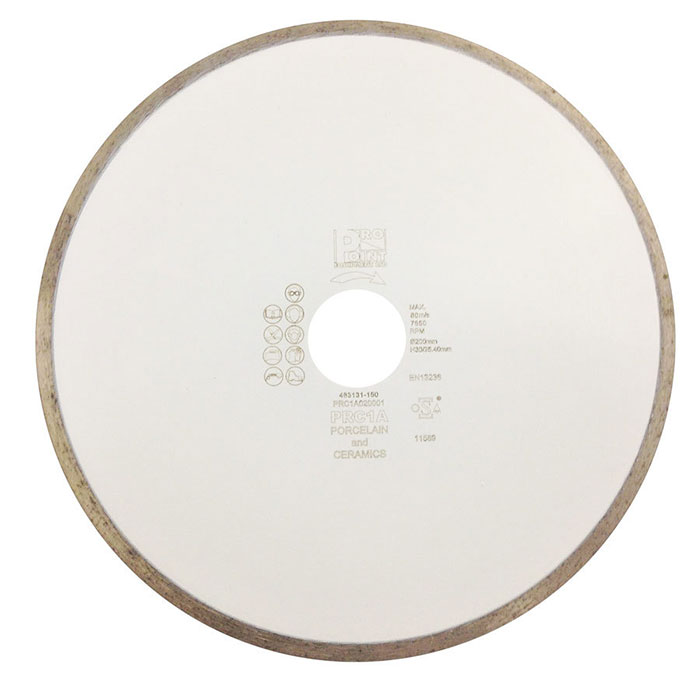 Pro Point Specialist Porcelain Blade 200mm Diameter