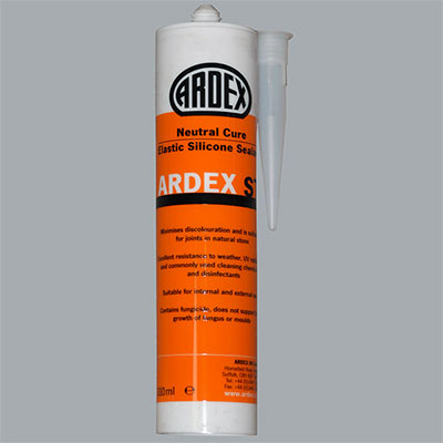Ardex ST Silver Shimmer Silicone