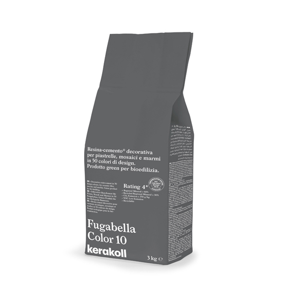 Kerakoll Fugabella Color 3Kg Grout colour 10