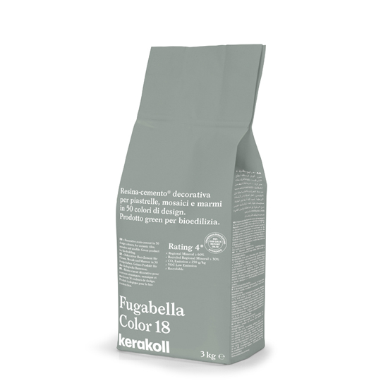 Kerakoll Fugabella Color 3Kg Grout colour 18
