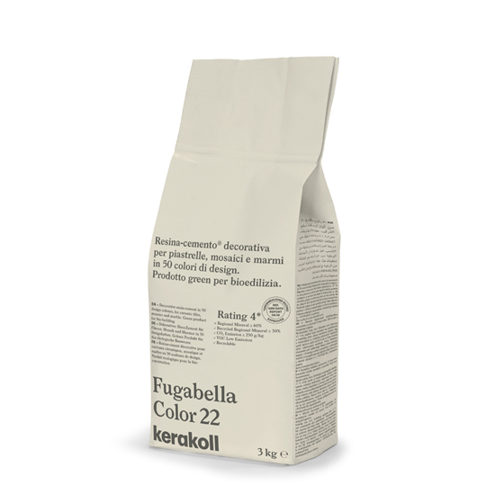 Kerakoll Fugabella Color 3Kg Grout colour 22