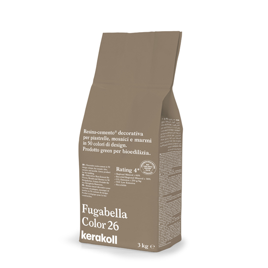 Kerakoll Fugabella Color 3Kg Grout colour 26