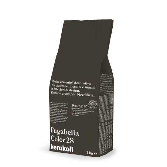 Kerakoll Fugabella Color 3Kg Grout colour 28