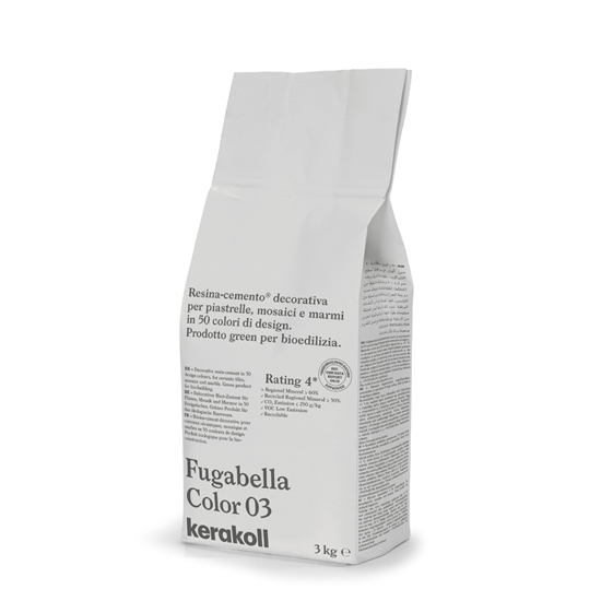 Kerakoll Fugabella Color 3Kg Grout colour 3