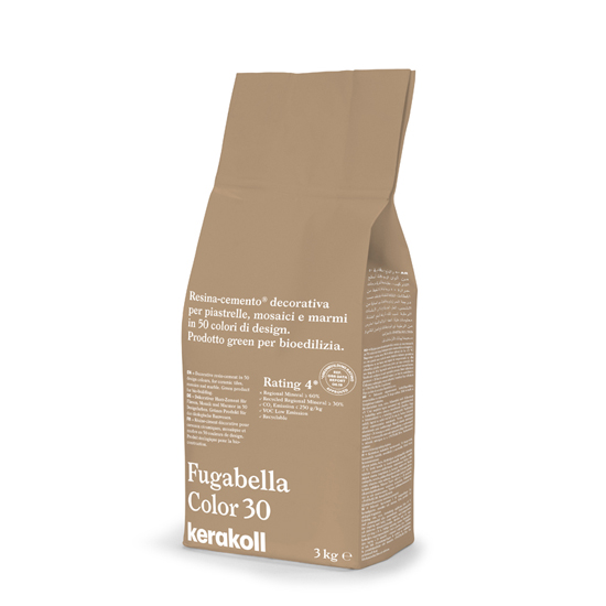 Kerakoll Fugabella Color 3Kg Grout colour 30