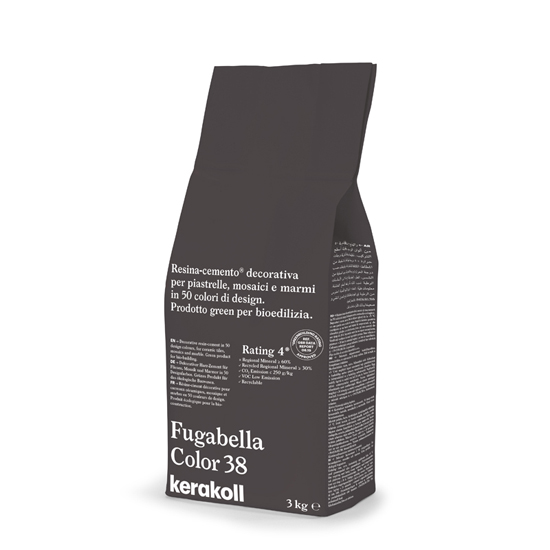 Kerakoll Fugabella Color 3Kg Grout colour 38