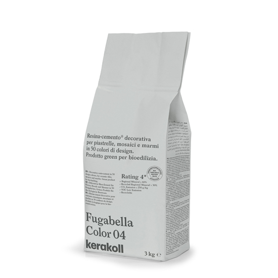 Kerakoll Fugabella Color 3Kg Grout colour 4
