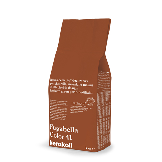 Kerakoll Fugabella Color 3Kg Grout colour 41