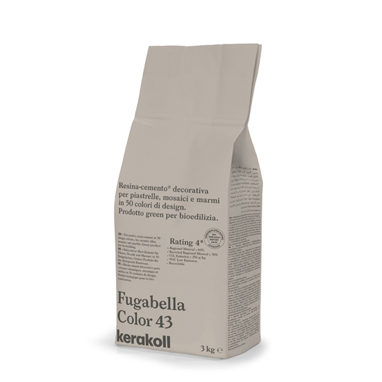 Kerakoll Fugabella Color 3Kg Grout colour 43
