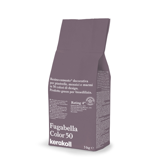 Kerakoll Fugabella Color 3Kg Grout colour 50