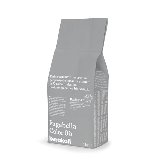 Kerakoll Fugabella Color 3Kg Grout colour 6
