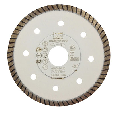 Pro Point Super Thin Turbo Angle Grinder Blade